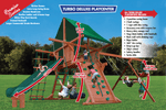 Load image into Gallery viewer, Turbo Deluxe Playcenter Combo 2 (27A)