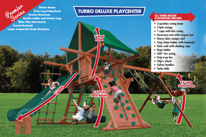 Turbo Deluxe Playcenter Combo 2 (27A)