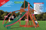 Load image into Gallery viewer, Supreme Fort Combo 2 (29A) - River City Play Systems