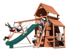 Load image into Gallery viewer, Supreme Fort Hangout (29D) - River City Play Systems