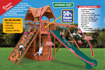 Load image into Gallery viewer, Extreme Fort Hangout (33C) - River City Play Systems