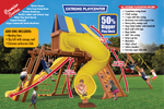 Load image into Gallery viewer, Extreme Playcenter Combo 5 (35E) - River City Play Systems