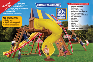 Extreme Playcenter Combo 5 (35E) - River City Play Systems