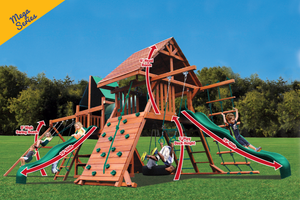 Original Double Zinger (37A) - River City Play Systems