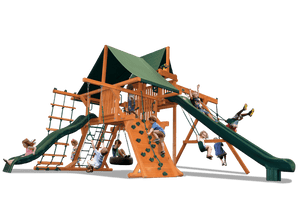 Deluxe Playcenter Amped Up (38C) - River City Play Systems