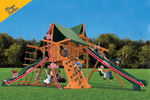 Load image into Gallery viewer, Deluxe Playcenter Amped Up (38C) - River City Play Systems