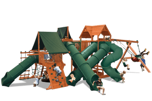 Extreme Deluxe Tunnel-O-Fun (39A) - River City Play Systems