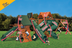 Load image into Gallery viewer, Extreme Deluxe Tunnel-O-Fun (39A) - River City Play Systems