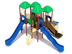 Brook's Towers - River City Play Systems