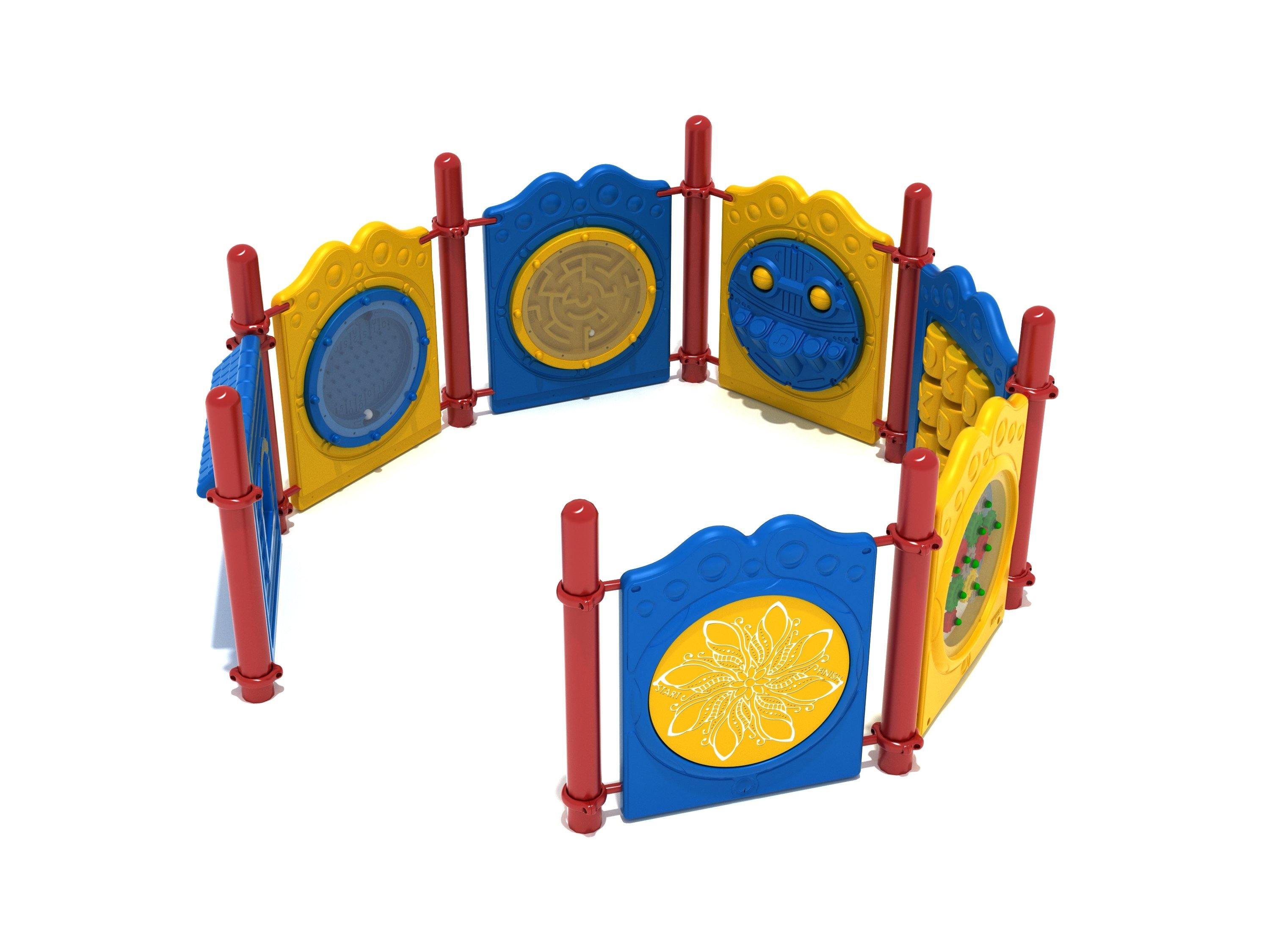 Camp Walden - River City Play Systems