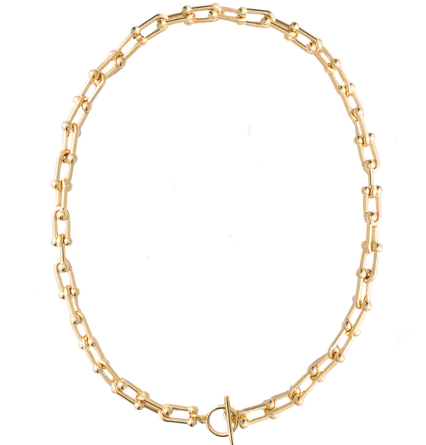 Gwen - Gold Chain Necklace
