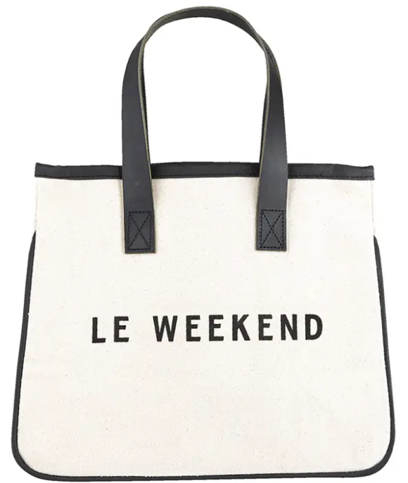 Le Weekend Tote