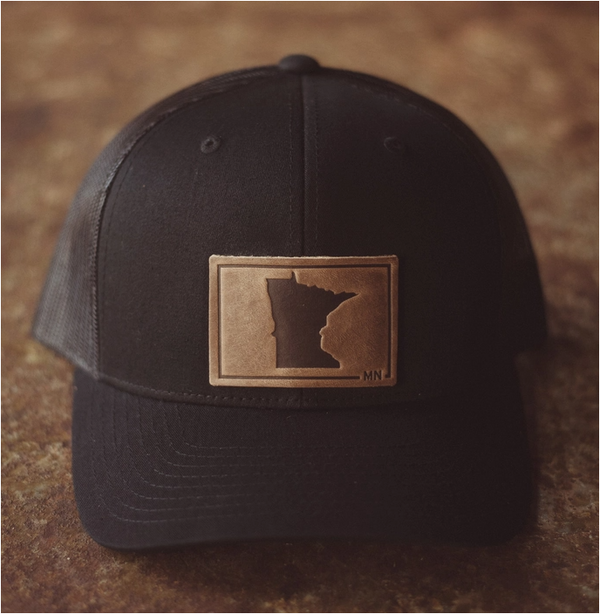 Minnesota Hat, Black