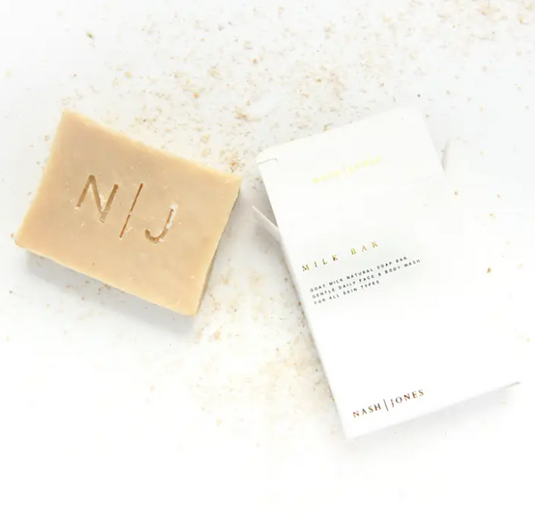 Milk Cleansing Bar