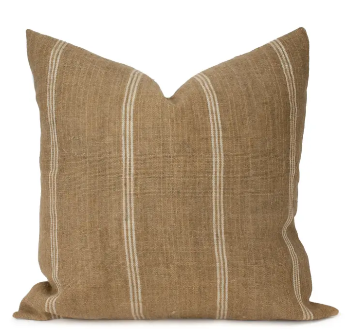 Telluride Pillow, Tan