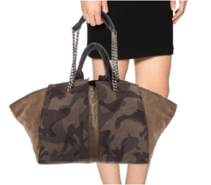 Ramy Brook Camo Handbag