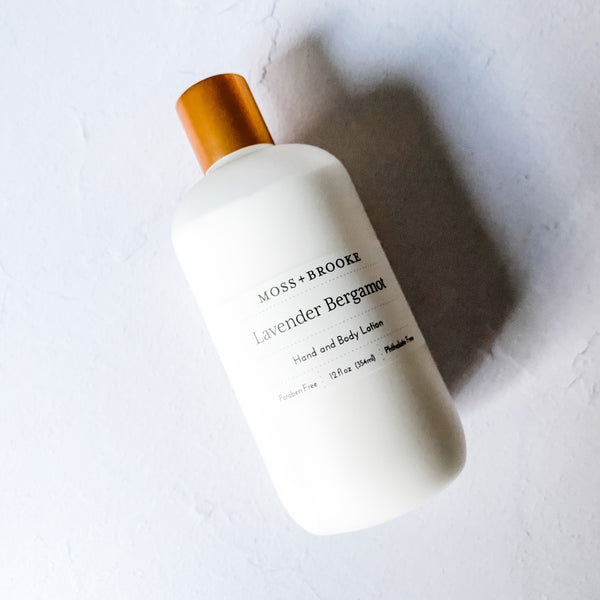 Lavender Bergamot Body Lotion