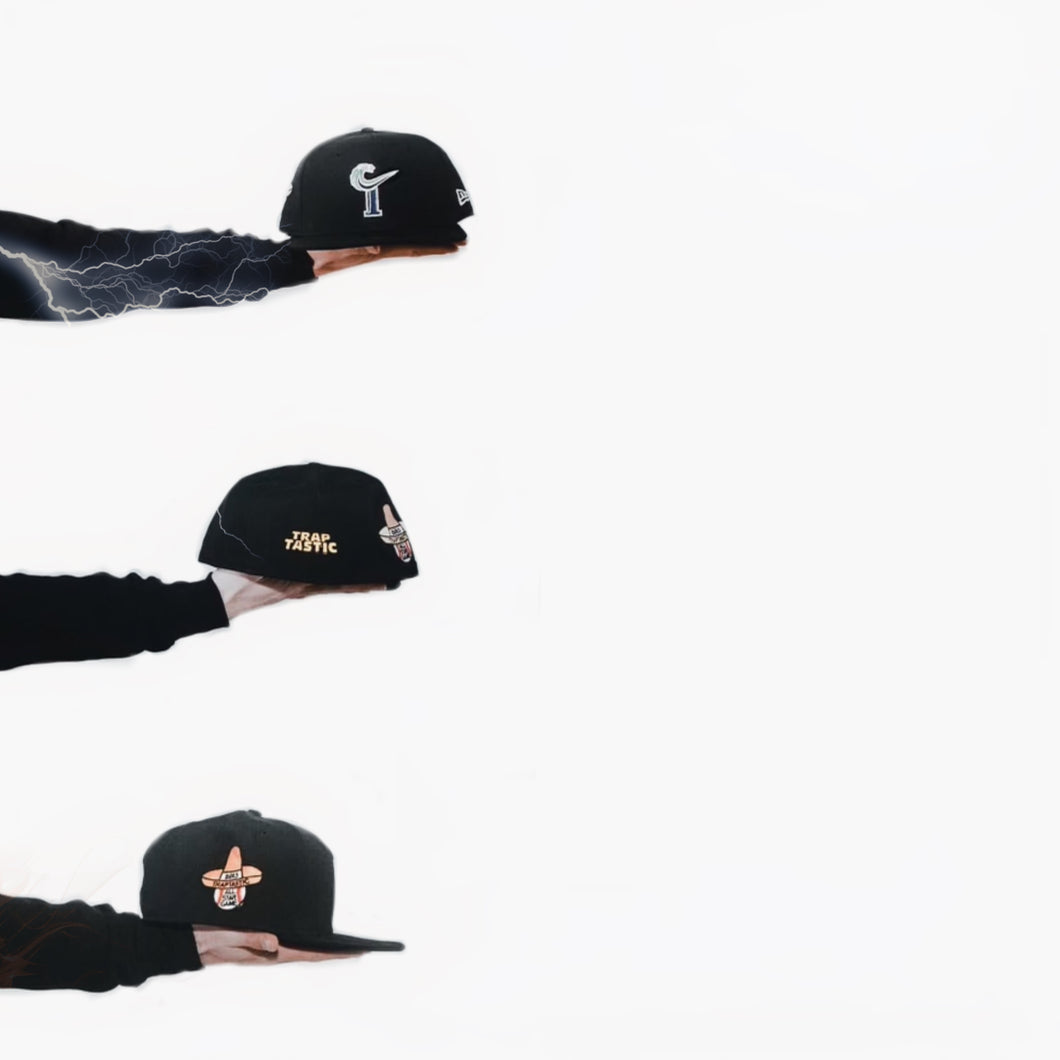 "The Traptastic ""Old Fashioned"" New Era fitted hat"