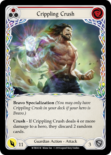 Crippling Crush [Alpha]