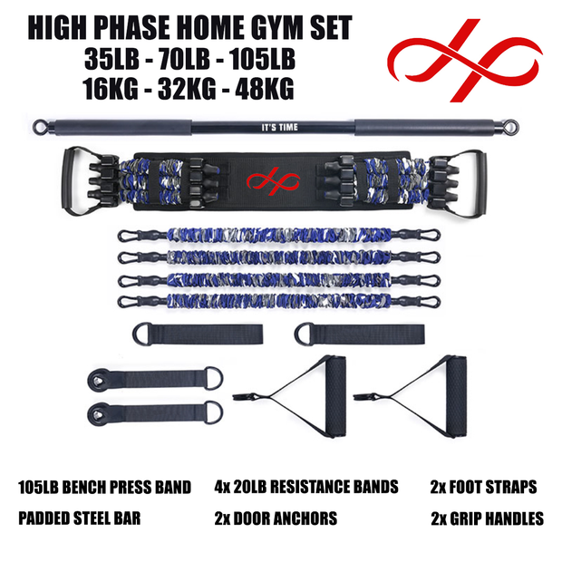 High Phase Resistance Gym