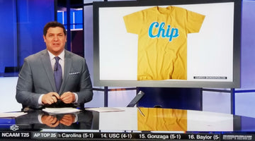 BreakingT's New 'Chip' Shirt, As Seen On 'SportsCenter'