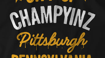 Pittsburgh is the City of Champyinz (Penguins win the Stanley Cup)