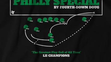 Celebrate Philly's Biggest Win Ever With Six New BreakingT Shirts