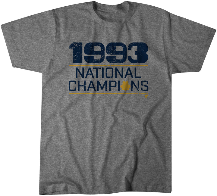 1993 National Champs