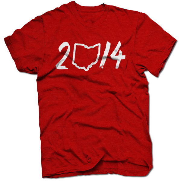 The 2014 Ohio Shirt - BreakingT