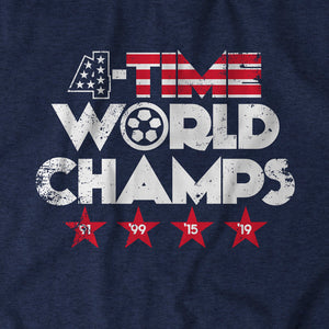Four-Time World Champs