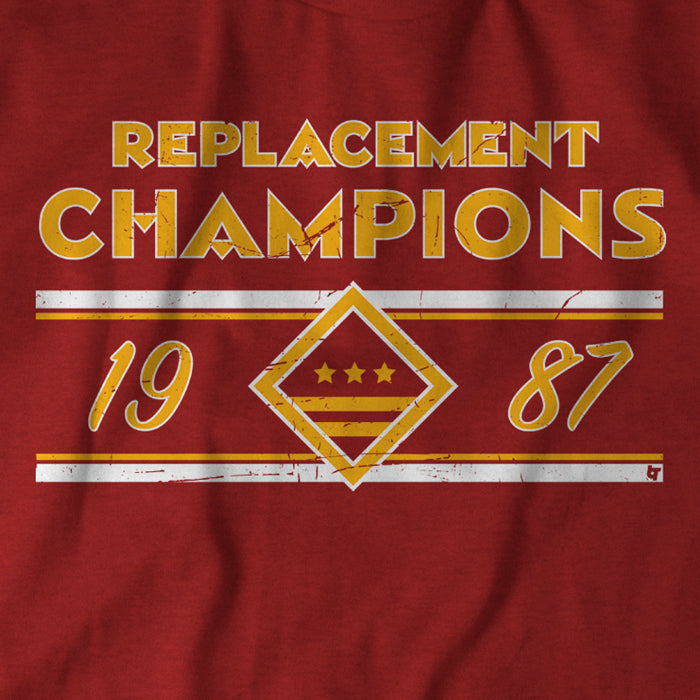 Replacement Champions