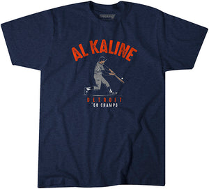 Al Kaline: 1968 World Champs