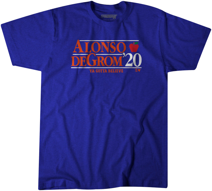 Alonso deGrom 2020