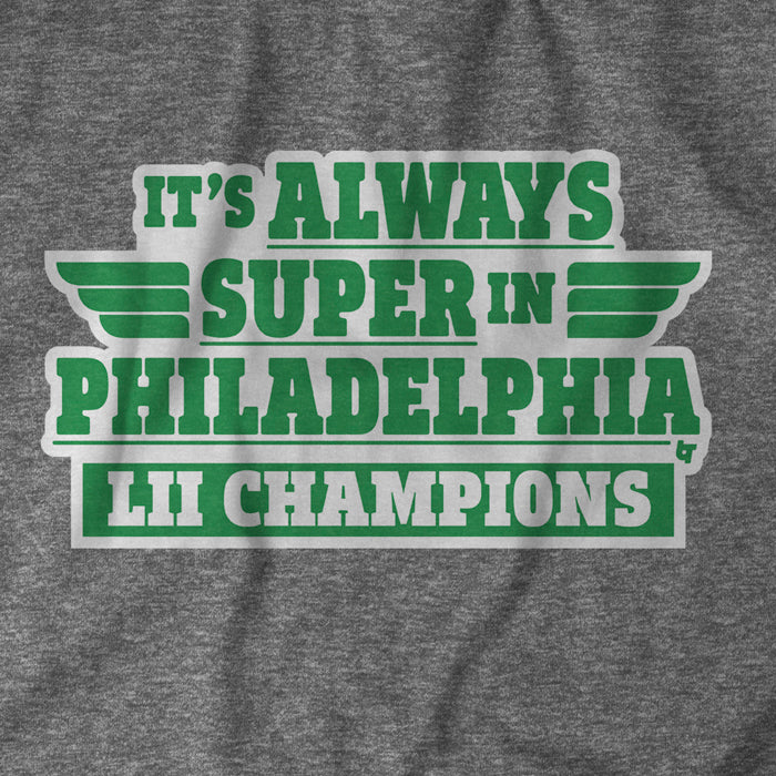 Always Super Champs