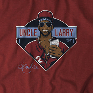 Andrew McCutchen: Uncle Larry