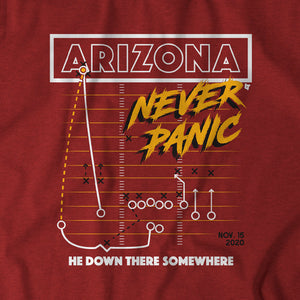 Arizona Hail Mary