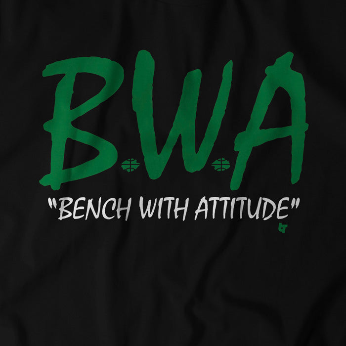 Bench With Attitude