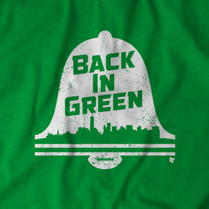 Back In Green