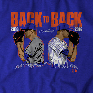 deGrom Back to Back