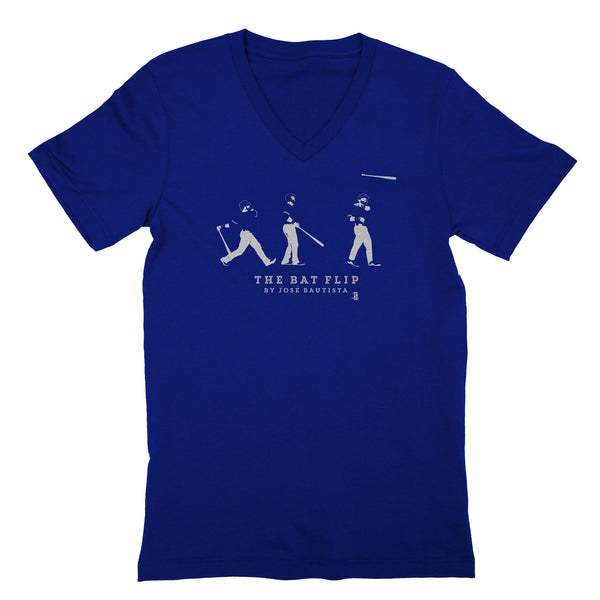 The Bautista Bat Flip *Women's Tee* - BreakingT