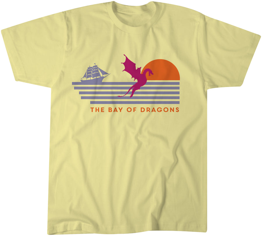 Bay of Dragons - BreakingT