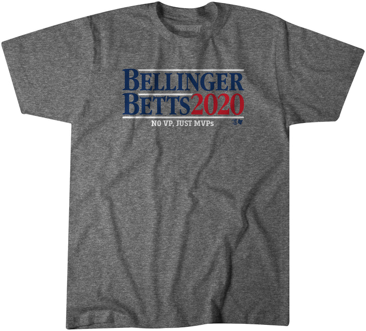 Bellinger Betts 2020