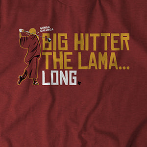 Big Hitter the Lama