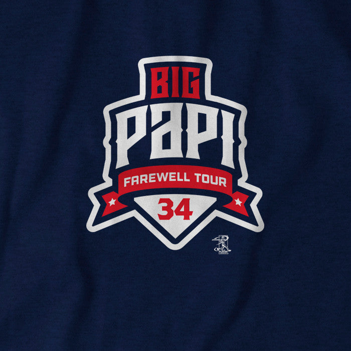 Big Papi Farewell Tour - BreakingT