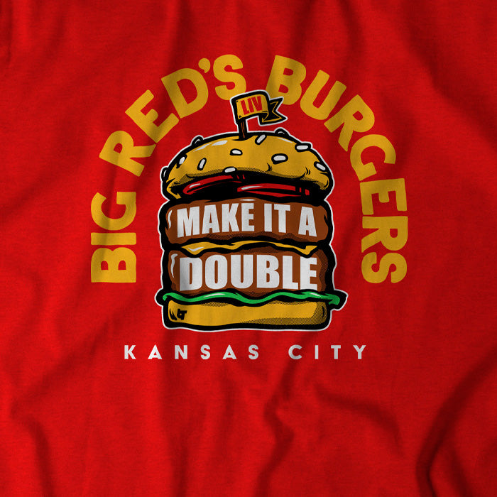 Big Red's Burgers