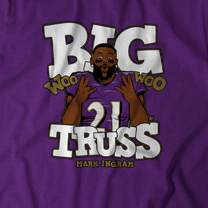 Mark Ingram: Big Truss Woo Woo