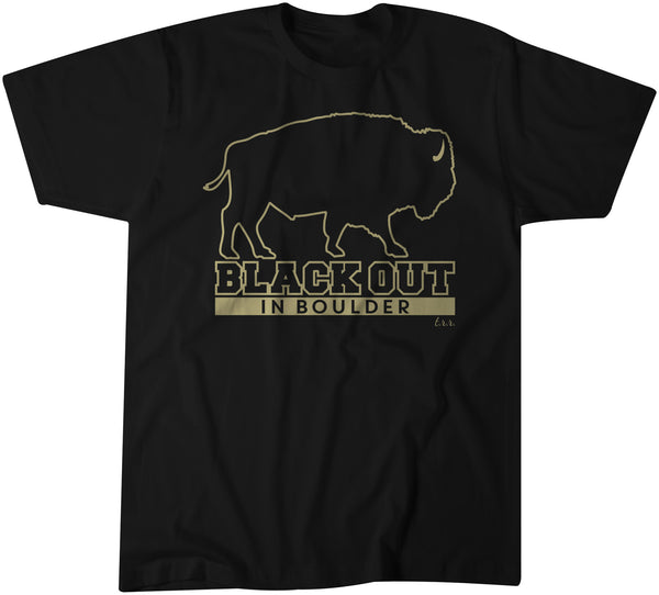 Black Out in Boulder