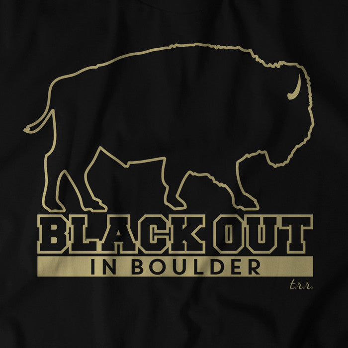 Black Out in Boulder - BreakingT