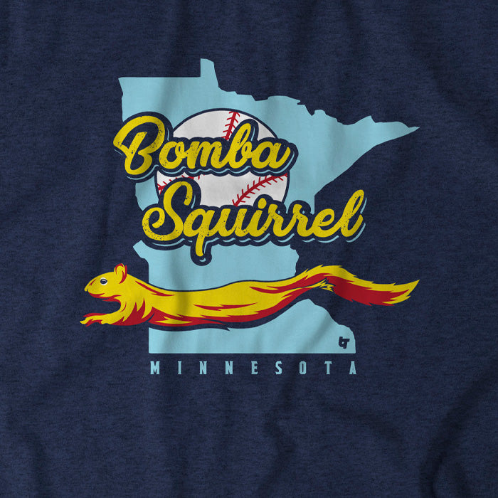 Bomba Squirrel