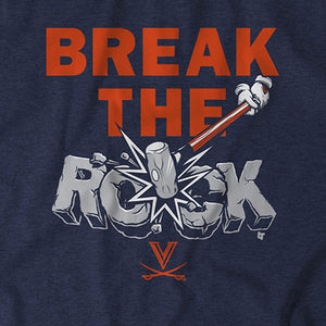 UVA Football: Break the Rock